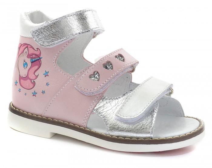 Босоножки и сандалии Shagovita Туфли открытые для девочки 20СМФ ботинки shagovita ботинки зимние для девочки 20смф 15223 ш