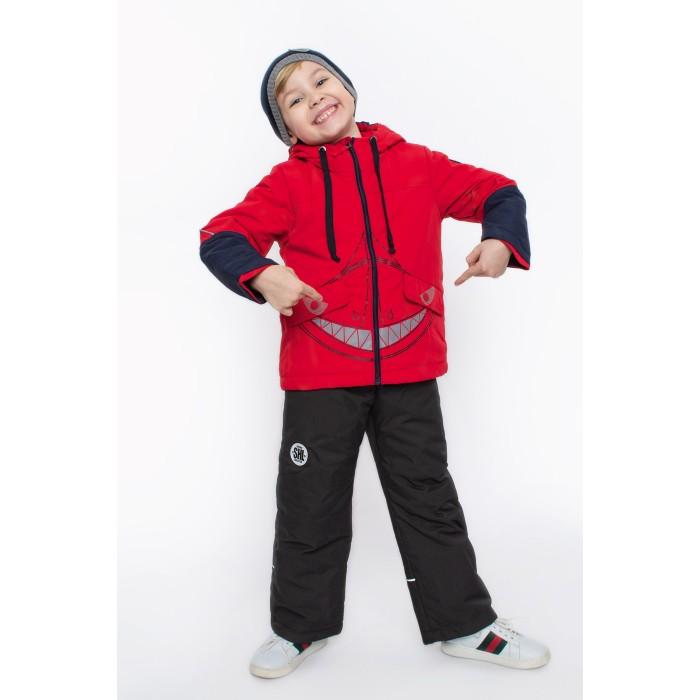Верхняя одежда Шалуны Куртка для мальчика Морские монстры