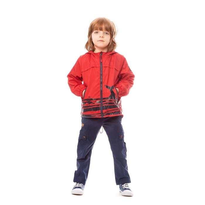 Верхняя одежда Шалуны Ветровка для мальчика Морские монстры