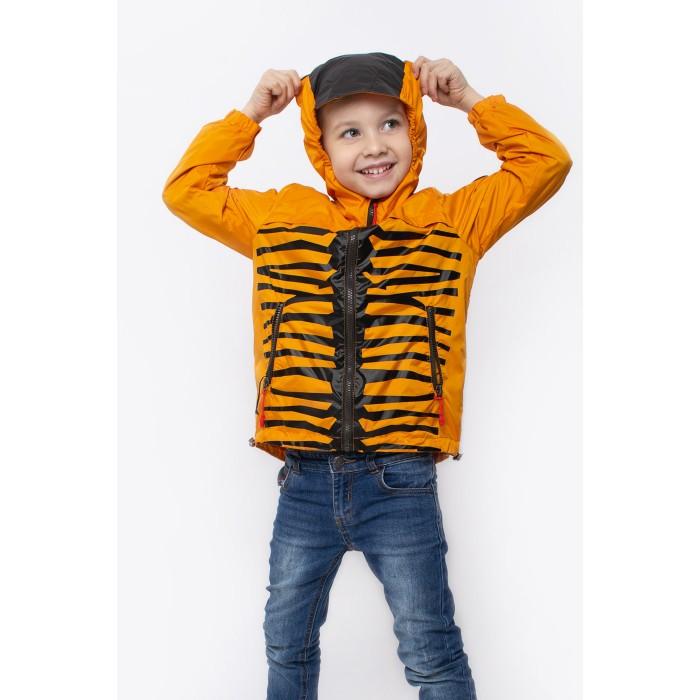 Верхняя одежда Шалуны Ветровка для мальчика Сафари парк