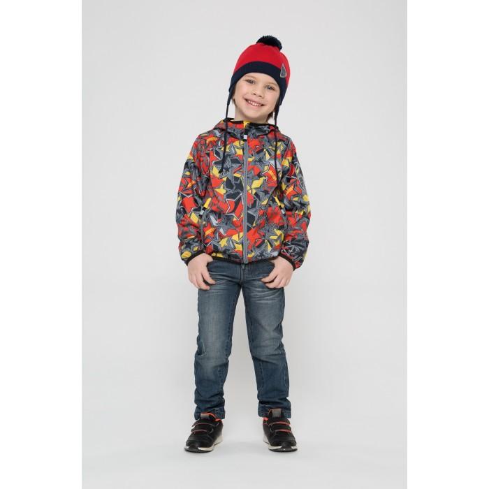 Верхняя одежда Шалуны Ветровка для мальчика Звезды