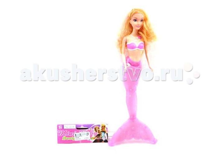 Куклы и одежда для кукол Shantou Gepai Кукла Русалка 29 см кукла shantou gepai лиза с аксессуарами 32 см в ассортименте