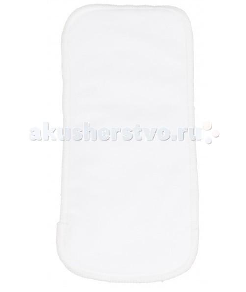 Фото Многоразовые подгузники и трусики Sheldon Вкладыш для подгузника Stay dry на кнопках