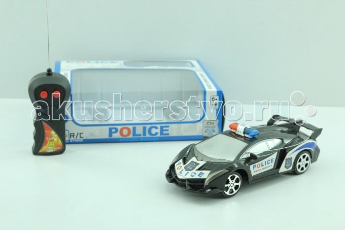 Машины Shenglong Машина на радиоуправлении Police 1:24
