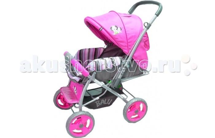 Прогулочная коляска Shenma Balu H-T-7Balu H-T-7Универсальная прогулочная коляска предназначена для детей до 3х лет.  Характеристики: перекидная ручка капюшон с дополнительным сегментом на молнии три положения спинки регулируемая по высоте подножка накидка на ноги дополнительный матрасик ремень безопасности корзина для продуктов рисунок на капюшоне и на подножке  Вес: 10 кг<br>