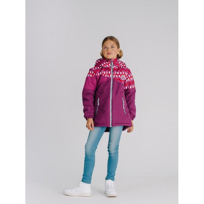 Sherysheff Куртка демисезонная для девочки Softshell О19065