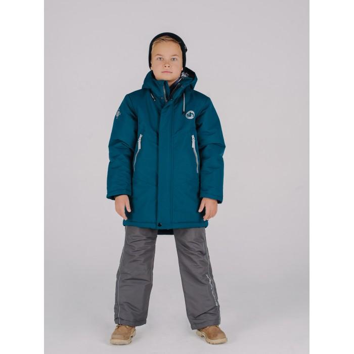 Верхняя одежда Sherysheff Зимняя куртка для мальчика З19058