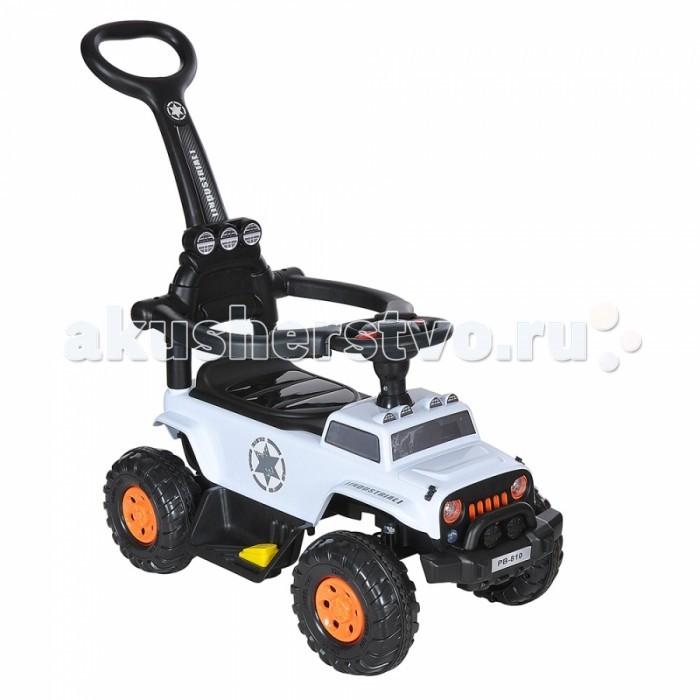 Электромобиль Shine Ring Джип 801BДжип 801BЭлектромобиль Shine Ring Джип 801B предназначен для детей от 2 лет  Особенности: Поворачивающийся руль Родительская ручка-толкатель Демонтирующаяся подножка для маленького возраста Защитный бампер Музыкальные эффекты Аккумулятор 6V/4.5Ah Один мотор (особенность мотора: когда игрушка выключена, ребенок может пользоваться ей как каталкой, став чуть постарше он сможет использовать машинку как электроминикар)<br>
