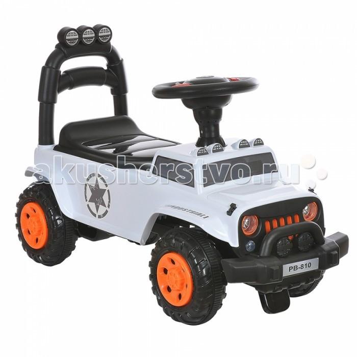 Детский транспорт , Каталки Shine Ring Джип 801C арт: 344320 -  Каталки