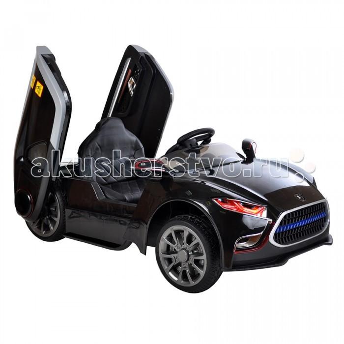 Электромобиль Shine Ring 12V/7Ah SR992012V/7Ah SR9920Shine Ring Электромобиль 12V/7Ah SR9920  SHINE RING Электромобиль – стильная модель, которая замечательно подойдет для езды по бездорожью и ровным поверхностям. У машинки мягкие колеса, 2 открывающиеся двери, кожаный чехол и открывающийся капот.  Особенности: Модель одноместная. Аккумулятор 12V/7Ah. На передней оси предусмотрены амортизаторы. Фары светодиодные. Снабжен разъемом для Mp3. Имеется регулировка громкости, звуковое и световое оформление. В комплекте пульт дистанционного управления и ремни безопасности. Одна скорость назад и три вперед. Скорость достигает 5 км/час. Зарядка длится 8-12 ч. Используется от аккумуляторной батареи  от 50 мин. до часа. Нагрузка до 35 кг.<br>