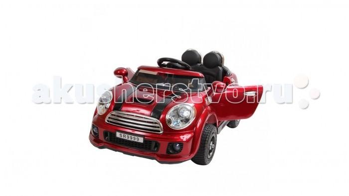 Электромобили Shine Ring 12V/7Ah SR9999 детский электромобиль shine ring mercedes slr mclaren 12v 7ah 2 30w motor пластик красный лицензия