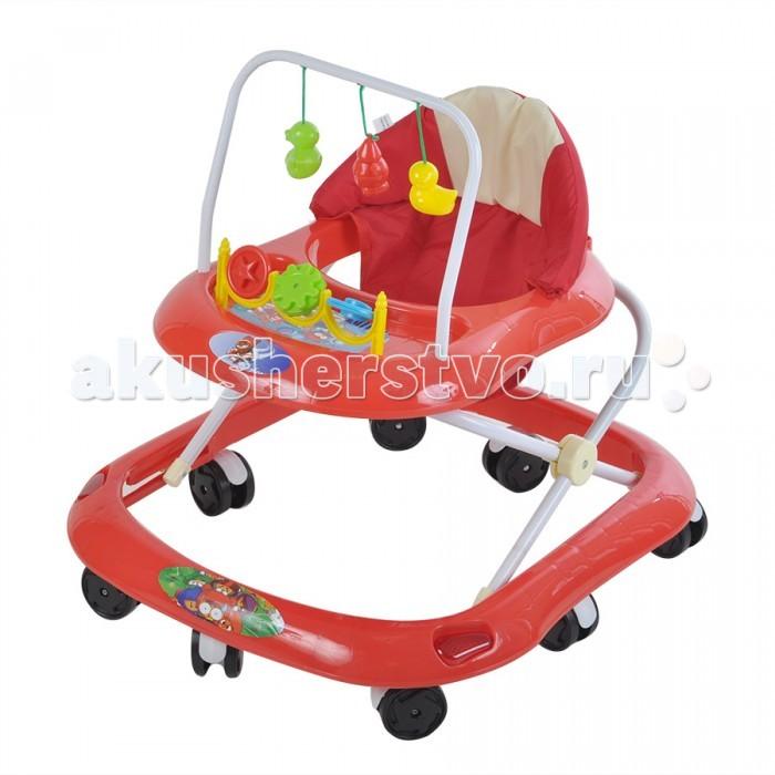 Детская мебель , Ходунки Shine Ring 67х60х51 см SRA18 арт: 264060 -  Ходунки