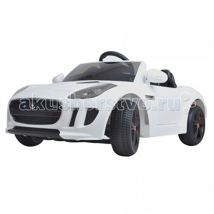 Электромобили Shine Ring Jaguar F-Type 12V/7Ah электромобили shine ring мотоцикл 12v 7ah