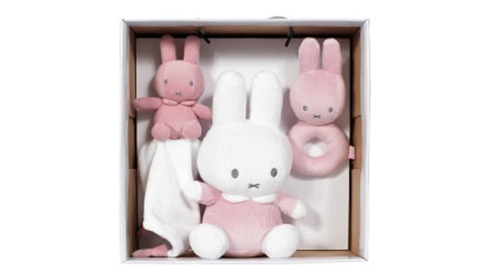 Мягкая игрушка Shokid Подарочный Набор Зайчик Miffy