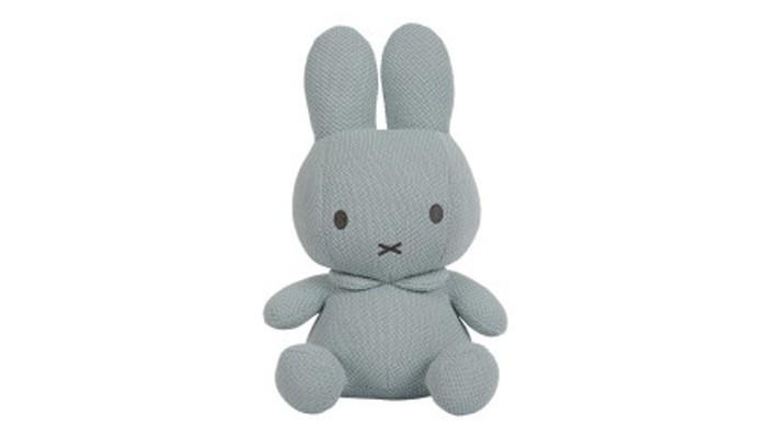 Мягкая игрушка Shokid Зайчик Miffy вязаный 32 см