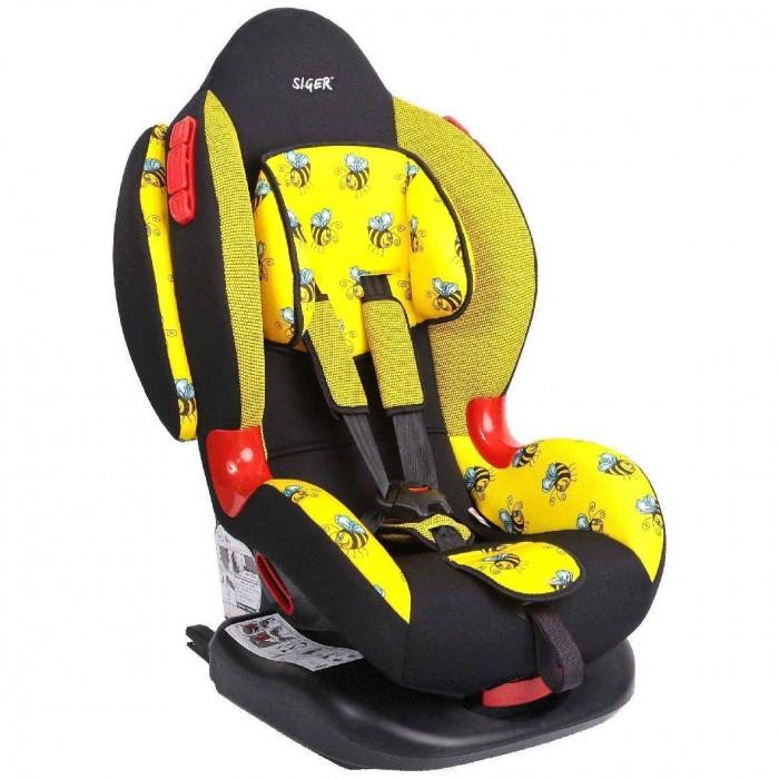 Детские автокресла , Группа 1-2 (от 9 до 25 кг) Siger Арт Кокон Isofix арт: 393454 -  Группа 1-2 (от 9 до 25 кг)