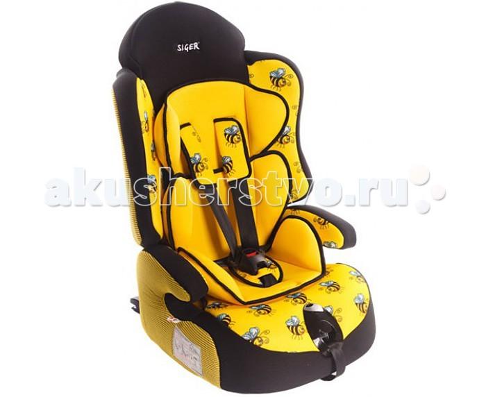 Детские автокресла , Группа 1-2-3 (от 9 до 36 кг) Siger Арт Прайм Isofix арт: 393494 -  Группа 1-2-3 (от 9 до 36 кг)