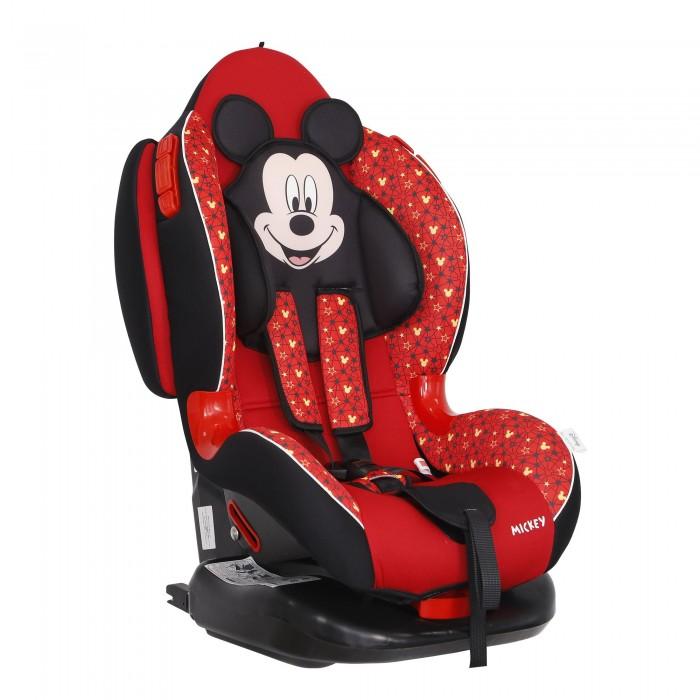 Автокресло Siger Disney Кокон Isofix Микки Маус Звезды