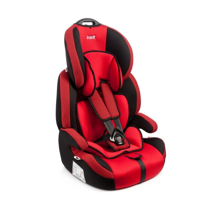 Автокресло Siger СтарСтарАвтокресло Siger Стар предназначено для детей от 1 года до 12 лет весом от 9 до 36 кг.   Особенности: Отличительным свойством автокресла является его универсальность.  При соответственном весе ребенка кресло может использоваться в течение 12 лет.  Для удобства малышей от 1 до 4 лет автокресло оборудовано 5-ти точечным ремнем безопасности с регулировкой по глубине и высоте, мягким съемным вкладышем и мягкими накладками на ремни.  Способ крепления-ремень.  Съемный чехол изготовлен из нетоксичного гипоаллергенного материала, который безопасен для малыша.  Детское автомобильное кресло «Siger Стар» легко переносить благодаря ручки сверху подголовника кресла.  Автокресло «Siger Стар» производится в России, что обеспечивает приемлемую цену.  В детском автомобильном кресле «Siger Стар» ваш ребенок будет путешествовать в безопасности и с удовольствием!<br>