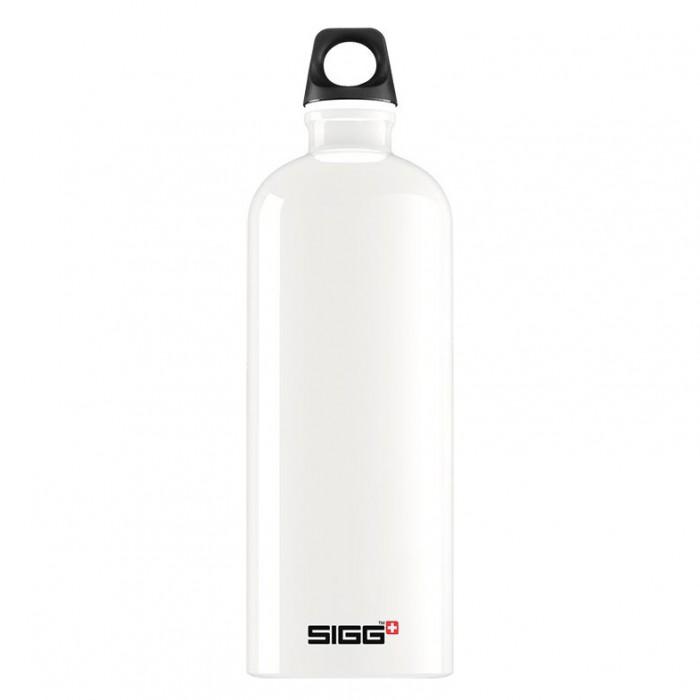Бутылки для воды Sigg Бутылка Traveller 1.0 л бутылка для воды 1 л sigg traveller 8327 00 светло серая