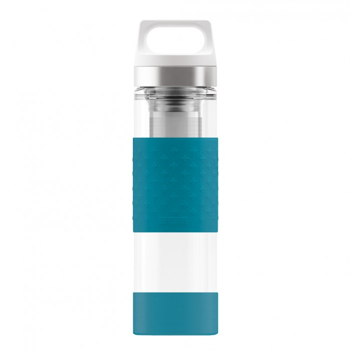 Термос Sigg Термобутылка H&C Glass WMB Midnight 0.4 л
