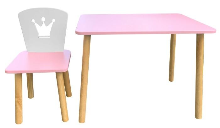 РусЭкоМебель Набор детской мебели Princess