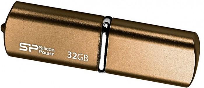 Silicon Power Память Flash Drive Luxmini 720 USB 2.0 32GB