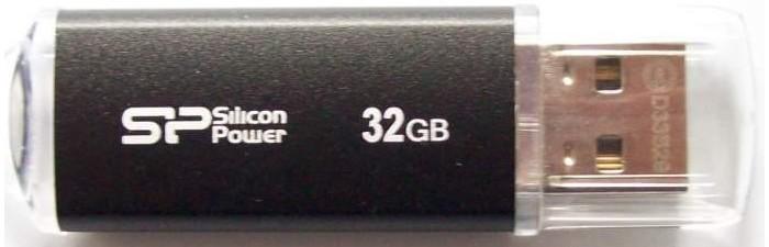 Silicon Power Память Flash Drive Ultima II USB 2.0 32GB