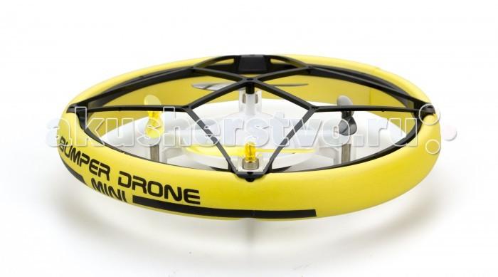 Купить Вертолеты и самолеты, Silverlit Мини бампер Дрон на радиоуправлении
