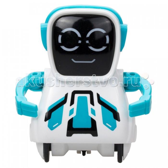 Фото - Роботы Silverlit Робот Pokibot интерактивная игрушка робот silverlit macrobot оранжевый