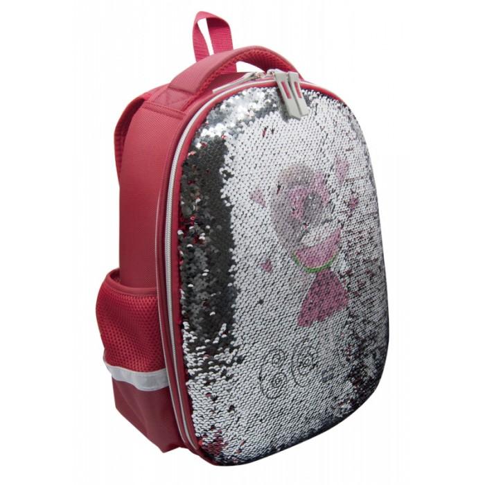Купить Школьные рюкзаки, Silwerhof Рюкзак Девочка с арбузом с пайетками