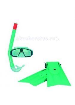 Летние товары , Очки, маски и трубки для плавания Simba Набор для плавания арт: 69153 -  Очки, маски и трубки для плавания
