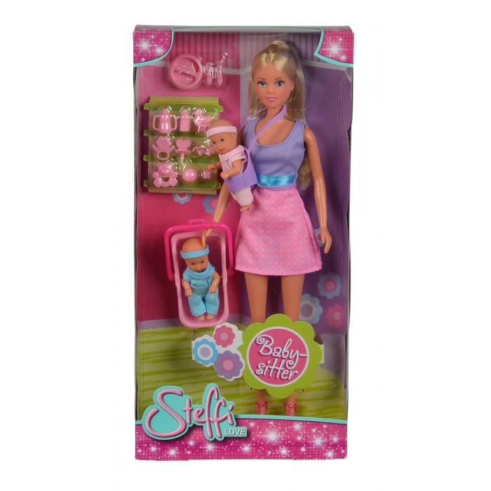 Куклы и одежда для кукол Simba Штеффи няня куклы и одежда для кукол bayer малышка первый поцелуй 42 см