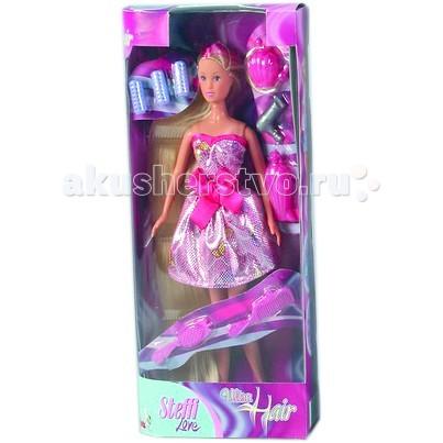 Куклы и одежда для кукол Simba Штеффи супер длинные волосы куклы и одежда для кукол simba кукла штеффи детский доктор