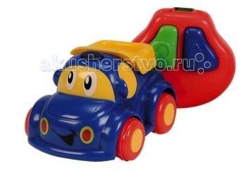 Машины Simba ABC Машинка с пультом машины dickie машинка с подъемным краном на дистанционном управлении 62 см