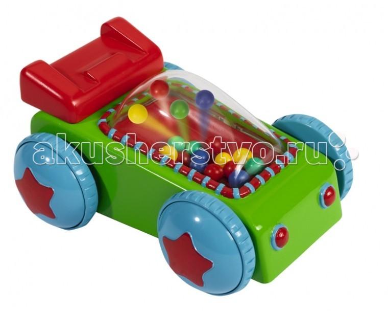 Погремушки Simba ABC Машинка simba abc кубики
