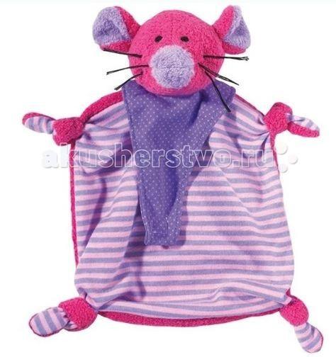 Simba ABC Платок-зверушка курносики игрушка зверушка