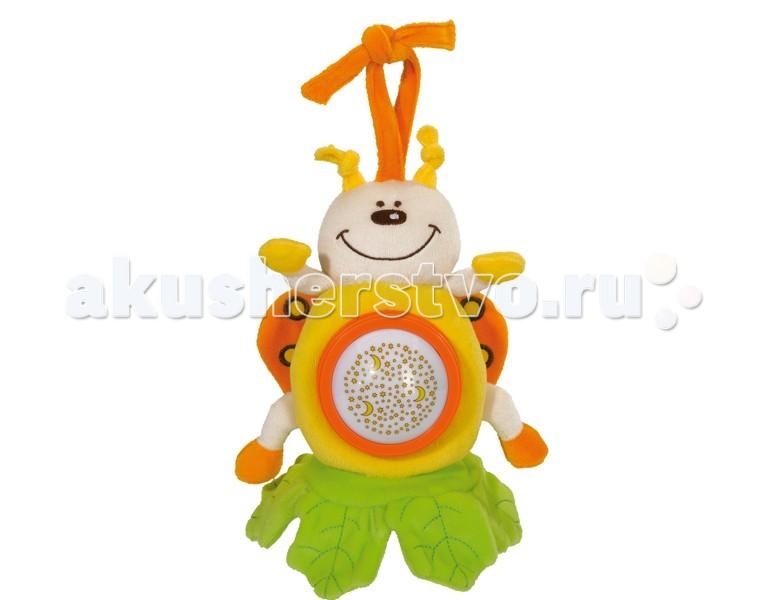 Подвесные игрушки Simba ABC Плюшевое насекомое мягкая игрушка simba грибок 4015441