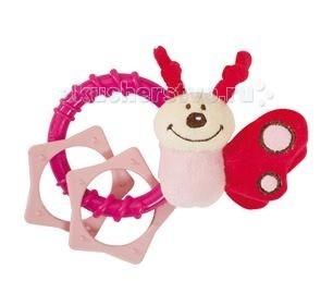 Погремушки Simba ABS Бабочка развивающая игрушка simba мягкая игрушка грибок 15 см