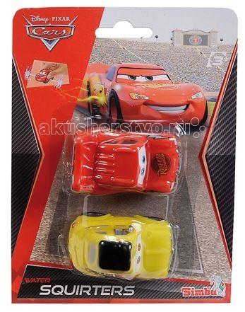 Игрушки для ванны Simba Брызгалки Тачки simba игрушки дл ванны 4012072