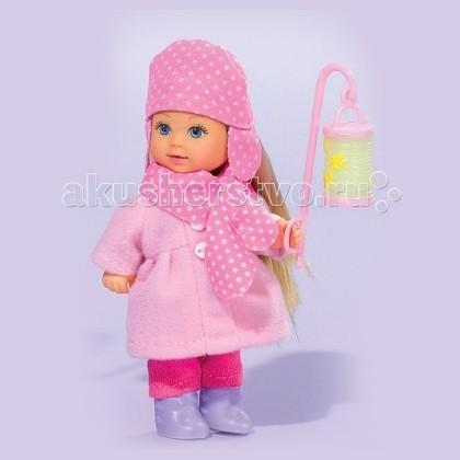 Куклы и одежда для кукол Simba Кукла Еви с фонариком куклы и одежда для кукол simba кукла еви со стильной собачкой 12 cм