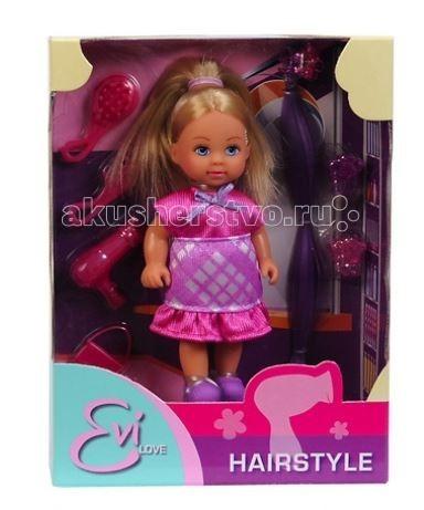 Куклы и одежда для кукол Simba Кукла Еви супер-волосы куклы и одежда для кукол simba кукла штеффи детский доктор