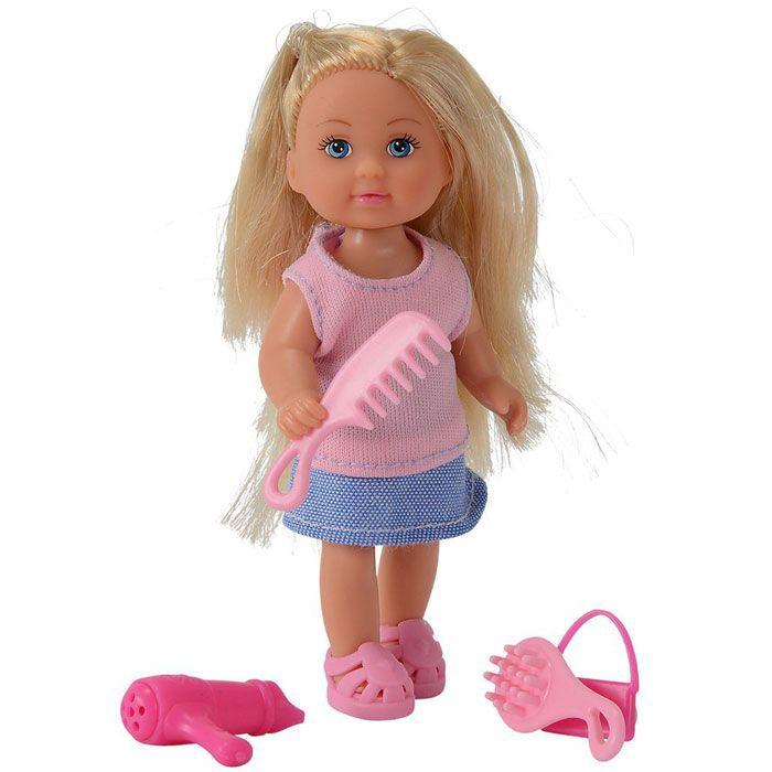 Куклы и одежда для кукол Simba Кукла Еви и аксессуары куклы и одежда для кукол simba кукла еви со стильной собачкой 12 cм