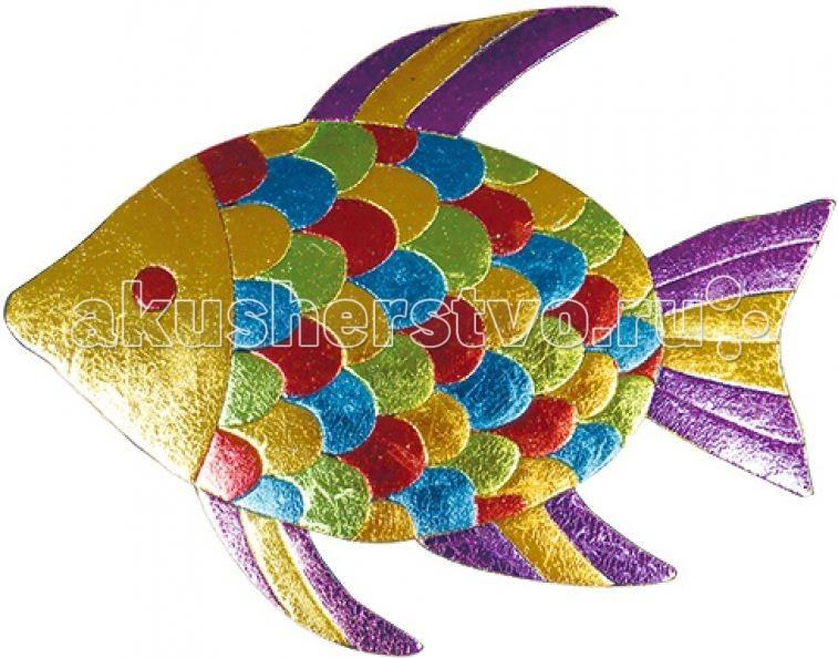 Мозаика Simba Мозаика из фольги Art&Fun набор цветной фольги бриз голографическая 7 цветов 1125 331