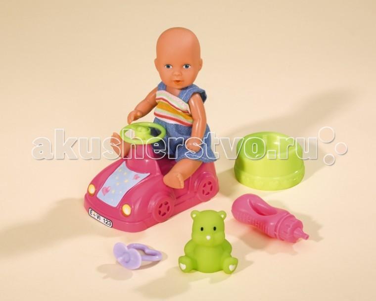 Куклы и одежда для кукол Simba Пупс New Born Baby mini Новорожденный куклы и одежда для кукол simba пупс 38 см 5032533