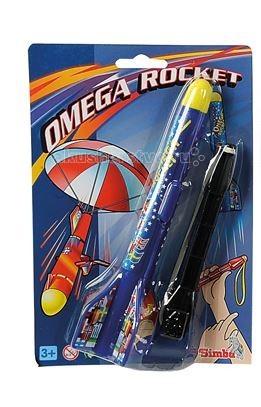 Игрушечное оружие Simba Ракета-рогатка simba ракета