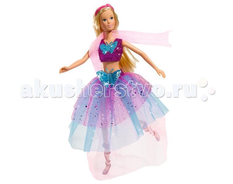 Куклы и одежда для кукол Simba Кукла Штеффи принцесса игровой набор маленькая кукла принцесса и ее друг в ассорт