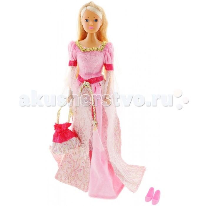 Куклы и одежда для кукол Simba Кукла Штеффи в Средневековье куклы и одежда для кукол gulliver кукла апельсинка в платье с сердечками