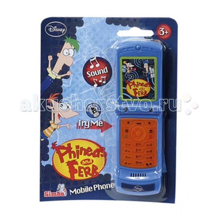 Развивающие игрушки Simba Телефон Герои Диснея какой телефон лучше телефон