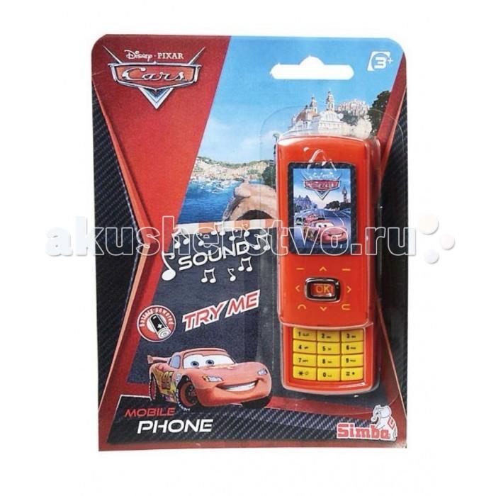 Развивающие игрушки Simba Телефон Герои Диснея развивающие игрушки simba телефон герои диснея